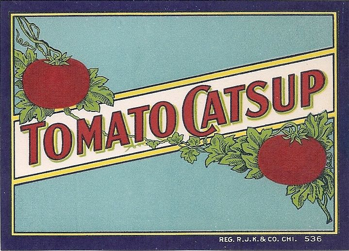vintage ketchup labels - Yahoo Search Results