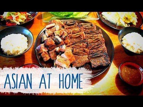 BBQ Recipe (Grilling Recipes) : Korean BBQ Recipe (Galbi Recipe) : Korea...