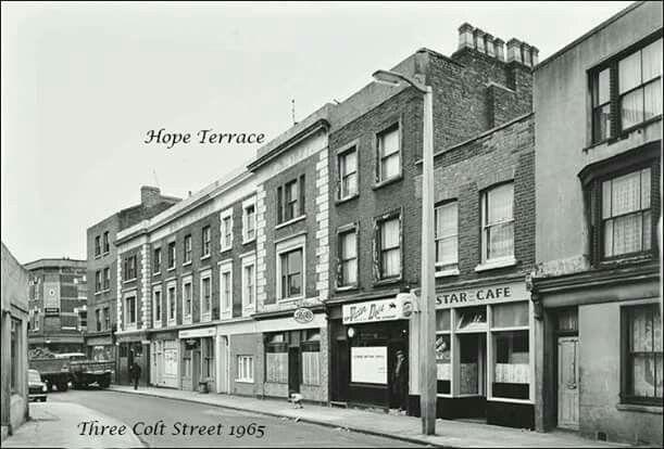 Three Colts Street