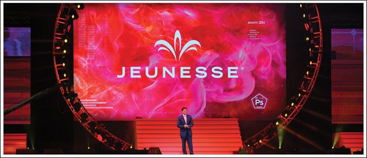 Jeunesse: One of the Industry's Youngest Companies Takes the World by Storm — Direct Selling News
