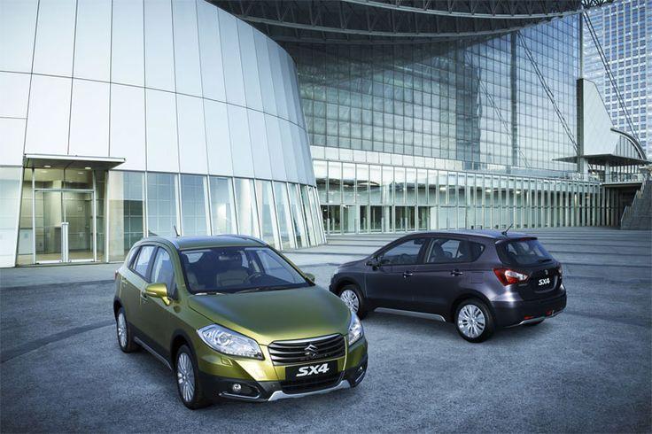 Suzuki creó el nuevo SX4 al unir su conocimiento sobre coches compactos con tecnologías usadas en vehículos deportivos.