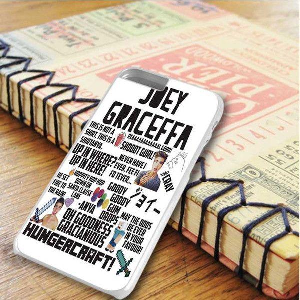 Joey Graceffa Joey Graceffa Collage Art iPhone 6 Plus|iPhone 6S Plus Case