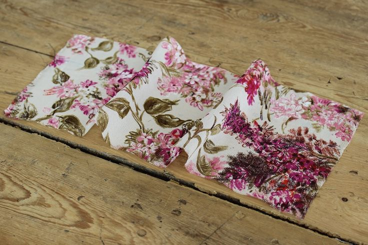 Floral Silks from an Iconic Australian Designer