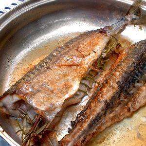 De Kooktips - Makreel met citroen en rozemarijn