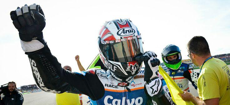 Maverick Viñales World Champion Moto3 2013