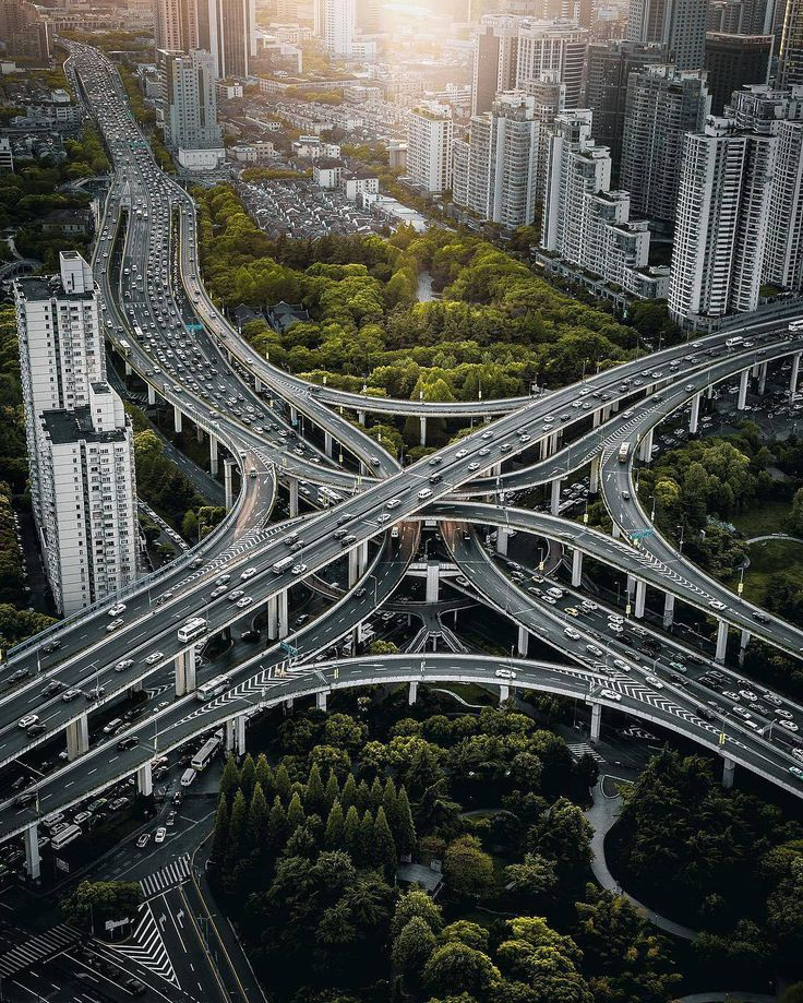 Shanghai China By Tim W Aerial PhotographyPhotography IdeasAerial DroneSuspension