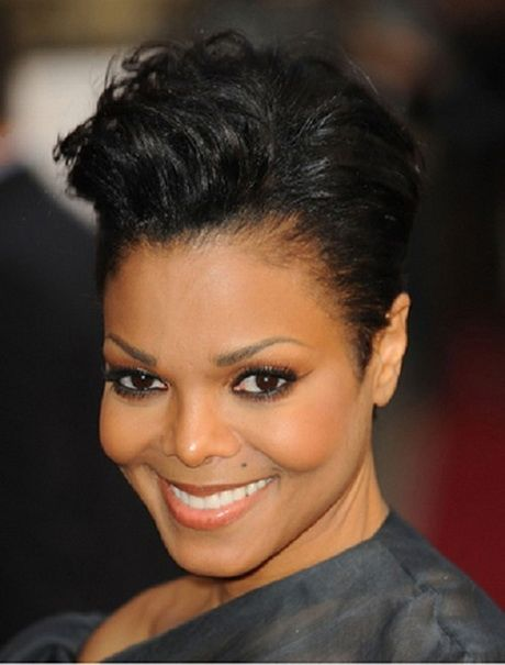 Short Hairstyles For Black Women With Oval Faces Natural