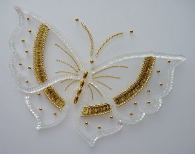 Broderies Carole Magne - Stages de broderies