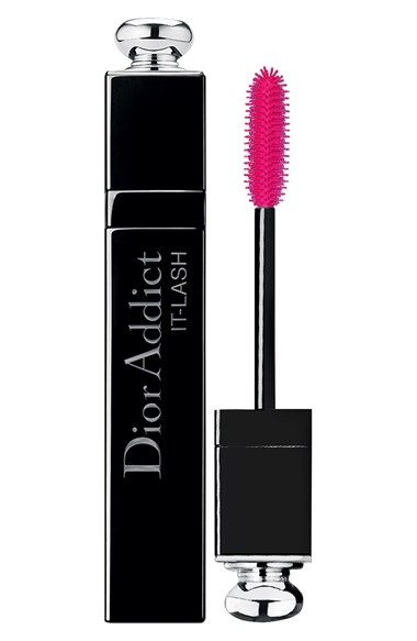 Shop now: Dior's Addict It-Lash Volumizing Mascara: Volume Mascaras, Best Mascaras, Nordstrom, Dior Addiction It Lashes, Bliss Beautiful, Fake Lashes, Addiction It Lashes Pink, Makeup Products, Beautiful Things