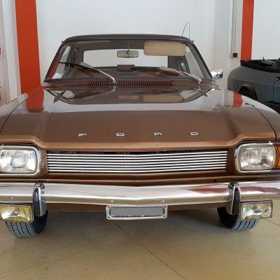 Ford Capri 1300 XL 02/1972
