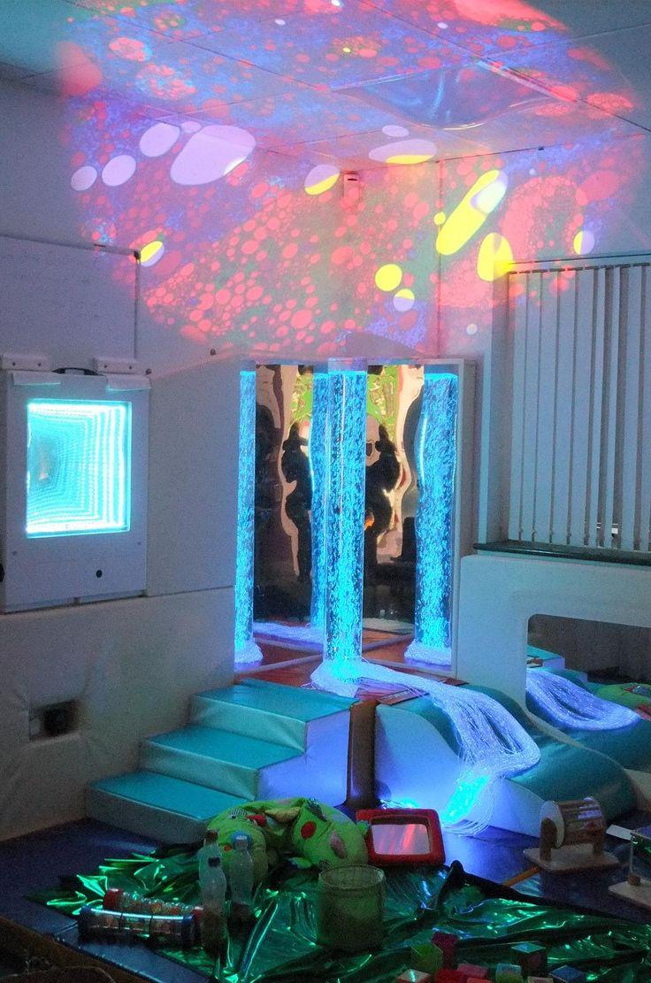 Sensory Integration Room Design: 30 Best Sensory Room Images On Pinterest