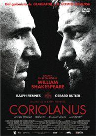 Ralph Fiennes se mete de lleno en la Antigua Roma para el argumento de Coriolanus.  Basada en la obra de William Shakespeare pero situada en la época actual, esta es la historia de un general que cae en desgracia, siendo destinado a un lugar perdido. Entonces decidirá ponerse al frente de un ejército para cobrarse venganza.
