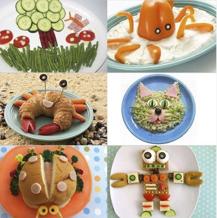 creatief eten