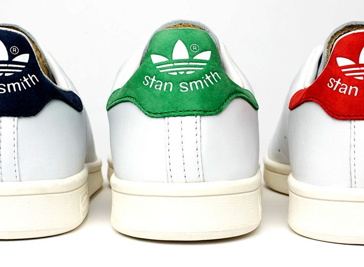 #Stan #Smith Original --> Le retour ;) la verte, la rouge ou la bleu ?