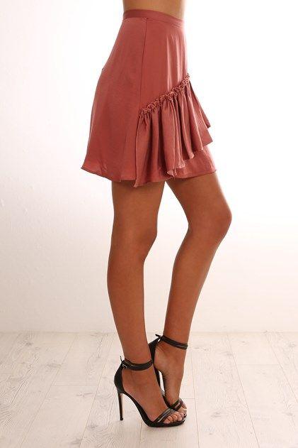 Emergent Skirt Spanish Rose
