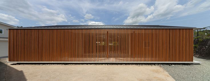 move design brings stability, security, & openness to house-u in fukuoka