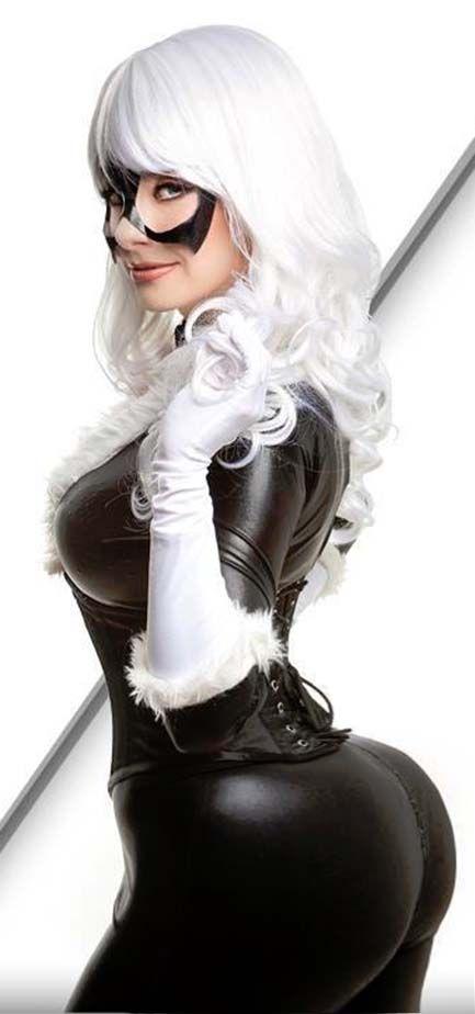 black ass cosplay