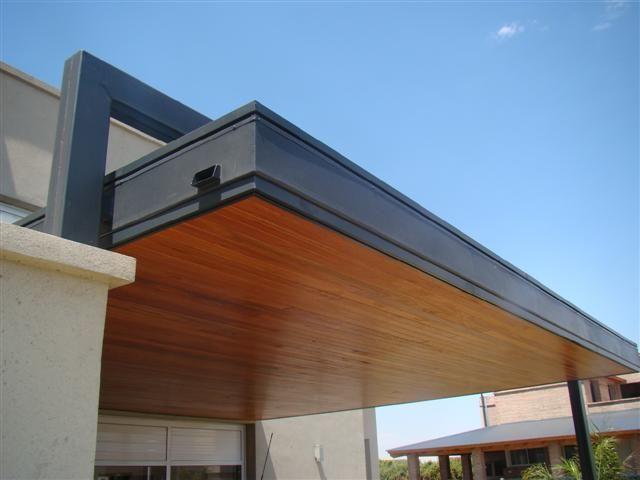 M s de 25 ideas incre bles sobre techos de madera en for Cobertizo para exteriores