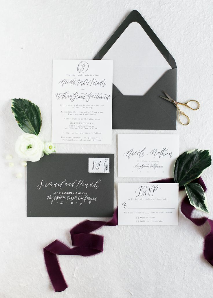 Pirouette Paper Company specializes in wedding and