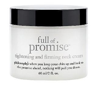 philosophy super-size full of promise neck moisturizer #QVCbeauty