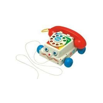 Fisher Price telephone - what toddler in the '70s didn't have one of these? | Childhood Memories ...