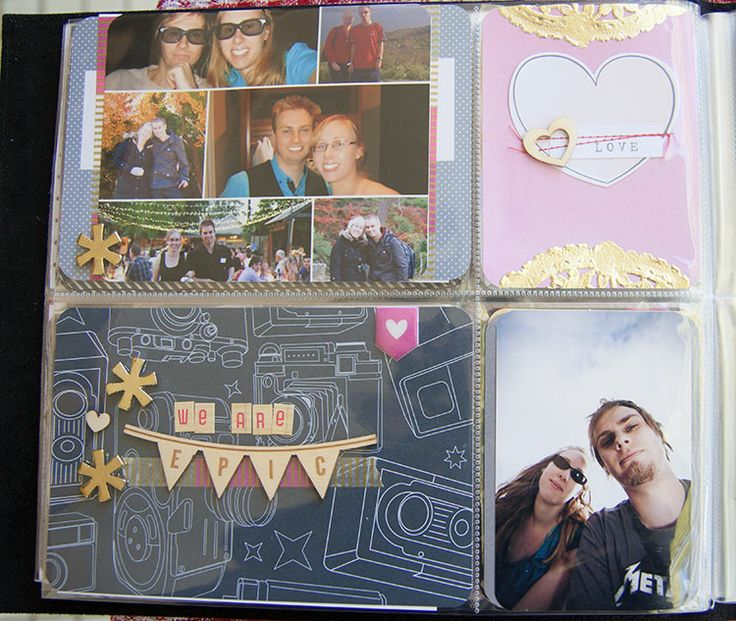 #Scrapbooking #MonthofMe Prompt 9 for my Month of Me album