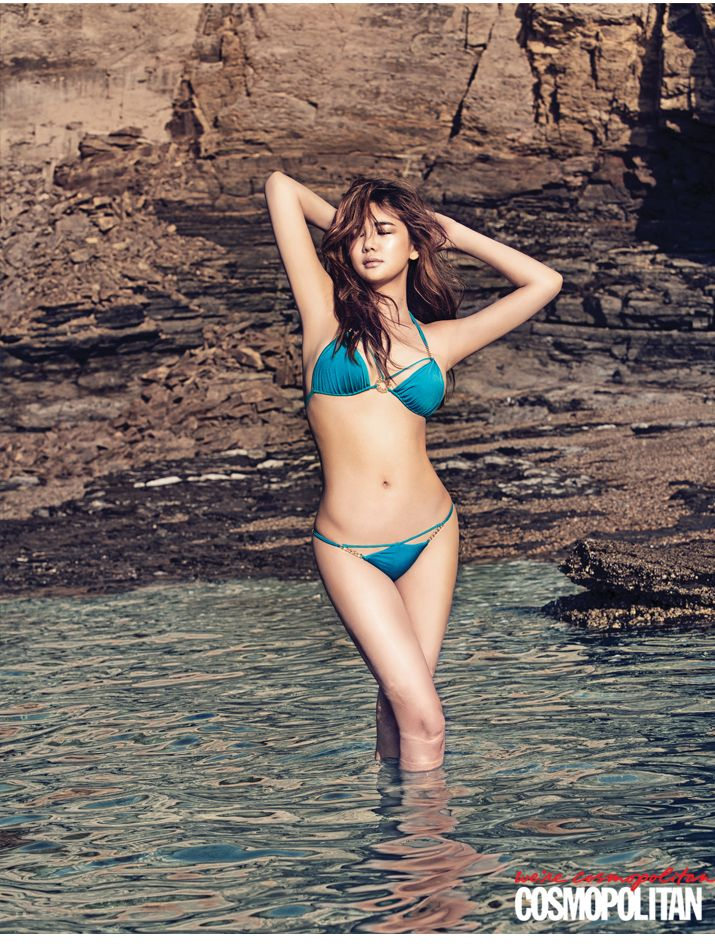 Lee Tae Im - Cosmopolitan Magazine June Issue '14