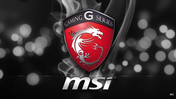 Download Gaming G Series MSi Wallpaper Dragon Logo 1920x1080