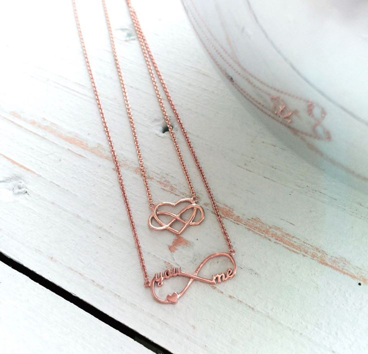 """Heart to Get ketting """"Love You to Infinity and Beyond"""".  www.ajuweliers.nl"""
