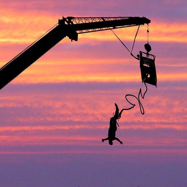 Bahadır Bermek @bahadirbermek_ Bungee JumpingInstagram photo | Websta (Webstagram)