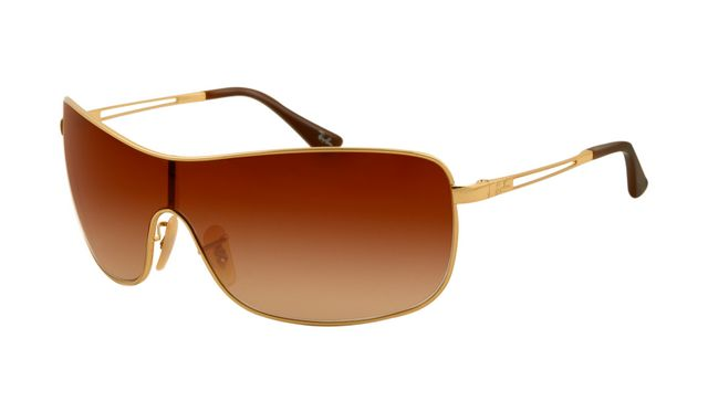 Ray Ban RB3466 Sunglasses Gold Frame Brown Gradient Lens - Up to 86% off Ray ban sunglasses for sale online, Global express delivery and FREE returns on all orders. #rayban #sunglasses #cheapraybansunglasses #mensunglasses #womensunglasses #fakeraybansunglasses