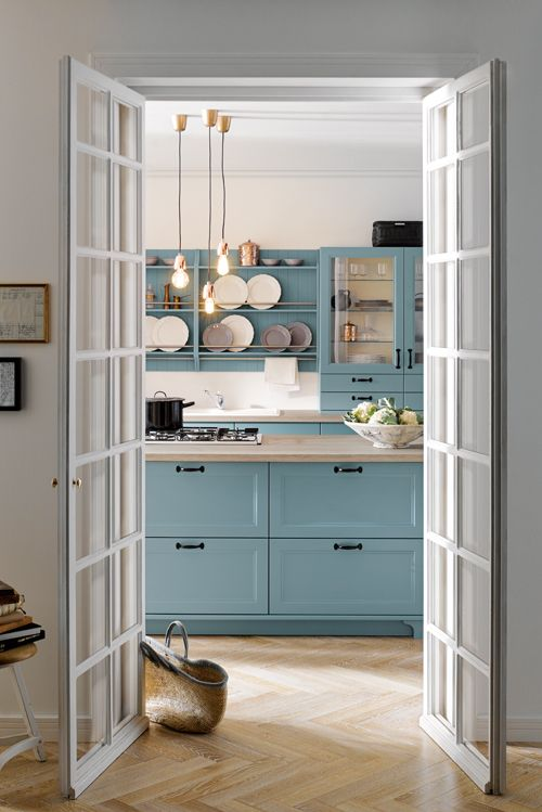Best Landhausstil Images On   Contemporary Kitchens