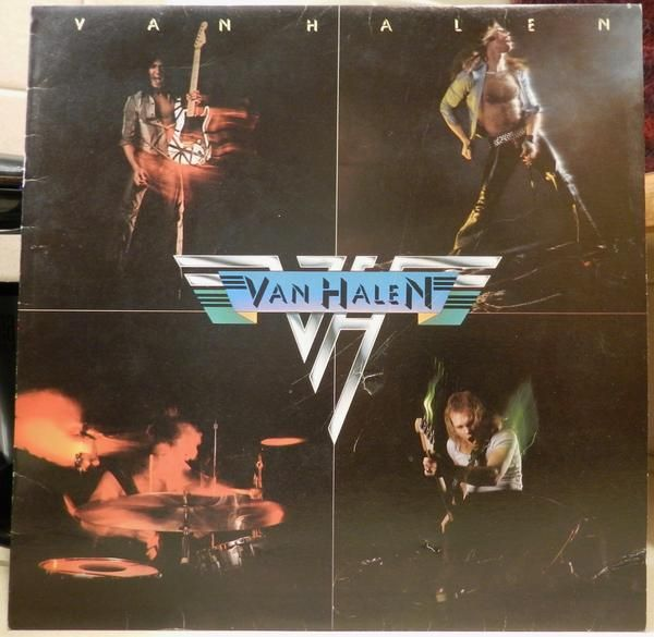 Van Halen Self Titled Vinyl Record. Good Pre-Loved condition. The cover and the inner sleeve have signs of wear. Check photos as they form part of the descripti