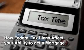 Qualifying For Home Loan With Tax Lien is no issue with FHA Loans as long as borrower has written payment agreement with the IRS