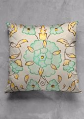 turquoise And gold dream: What a beautiful product!