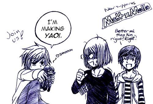 Near, Mello x Matt | Death Note | Pinterest | The o'jays ...
