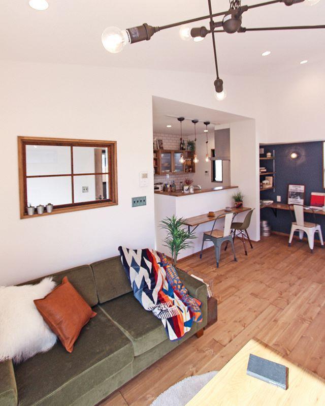 家族のスタイルをデザインする家づくり ファンハウスのお家を見る
