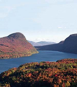 Lake Willoughby, Vermont