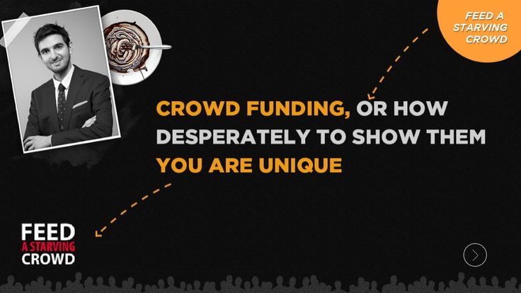 """http://FeedAStarvingCrowd.com - Learn from Robert Coorey's book Feed A Starving Crowd how crowd-funding can be done successfully by reading about how these three businesses raised millions of dollars using this proven platform.  This is an excerpt from the new book """"Feed A Starving Crowd"""". You can get 200+ other tips in finding a hungry market completely free by visiting http://FeedAStarvingCrowd.com"""