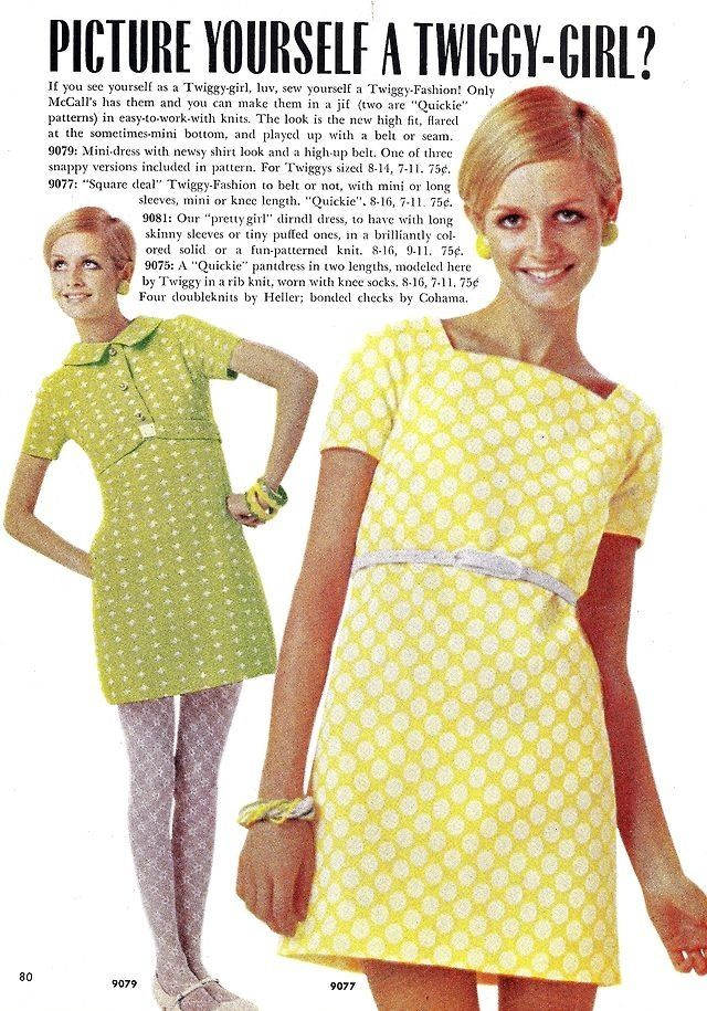Picture Yourself - a Twiggy Girl?