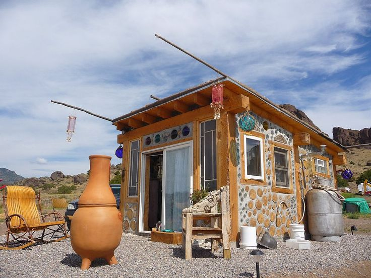 Solar Powered Cottage In Del Norte, Colorado. Available For Rent.