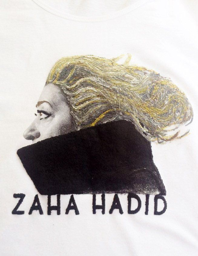 Dame Zaha Mohammed Hadid, the Iraqi-born British architect, an icon of Neo-Futurism She was the first Arab woman who received the Pritzker Architecture Prize, With her formidable personality, Zaha Had
