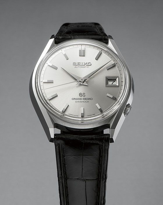 Baselworld 2015: New Grand Seiko Revives the Spirit of '67 | WatchTime - USA's No.1 Watch Magazine