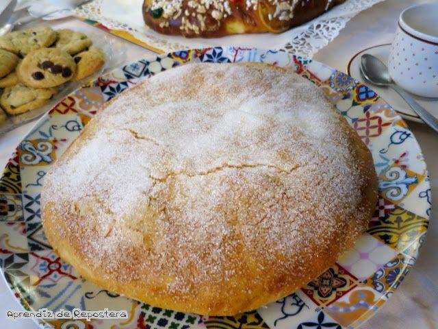 Aprendiz de Repostera: Torta de Azúcar