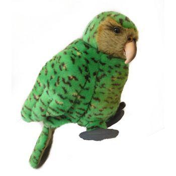 New Zealand Kakapo Hand Puppet with Sound