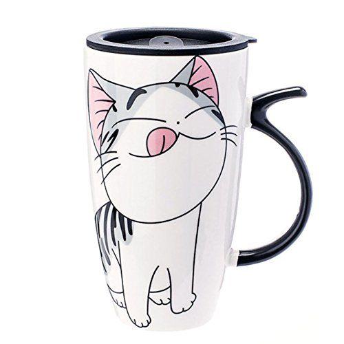 Cute Cat Style Ceramic Mugs with Lid & Spoon Cartoon Crea... https://smile.amazon.com/dp/B06XW3T1GR/ref=cm_sw_r_pi_awdb_x_jptNzb67ZGQZA