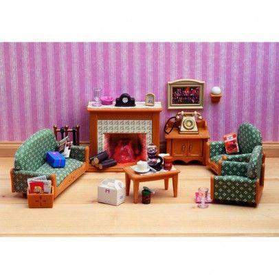 Sylvanian Luxury living room-listing