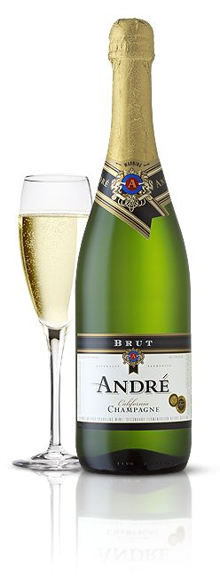 Andre Champagne - Brut Champagne, Sparkling Wine