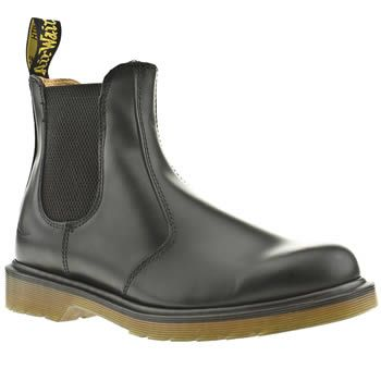 Dr Martens Black Original Chelsea Mens Boots Classic Dr Martens Chelsea boot just arrived for Autumn. Smart ankle boot style with a leather upper and elasticated sides. Original Dr Martens features including Airwair heel loop and two-toned sole  http://www.MightGet.com/january-2017-13/dr-martens-black-original-chelsea-mens-boots.asp