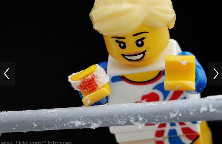 London 2012 Team Great Britain Uneven Bars by DigiNik13
